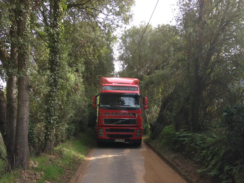 Transport Corse